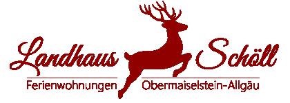 Ferienwohnungen Schoell Obermaiselstein